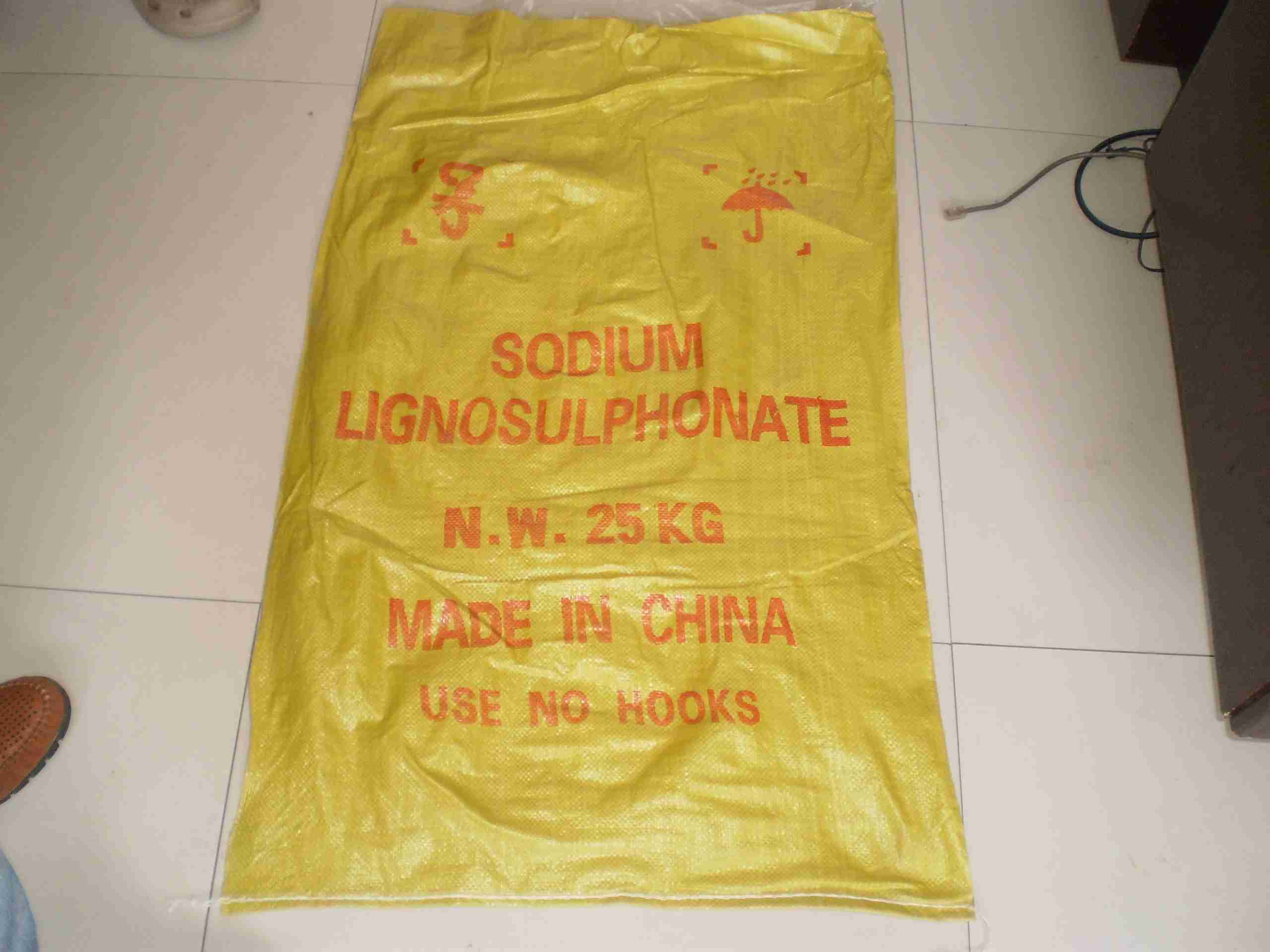 SODIUM LIGNOSULFONATE PACKAGE